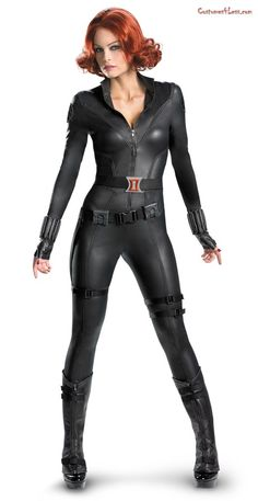 $121 - Black Body Suit for Selene Costume! This ensemble consists of Jumpsuit with belt buckle, pair of boot covers, two utility pockets, and pair of vinyl wrist cuffs. Wig is not inc...  ((note. supposedly the accessories might not be best quality. no wig included. might run small??))