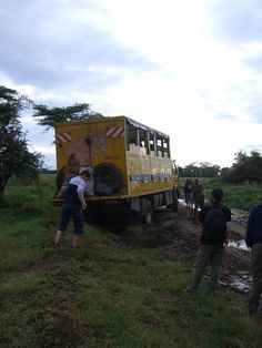 Stuck in the mud. Africa is not for the faint hearted Stuck In The Mud, Nairobi, Cape Town, Africa
