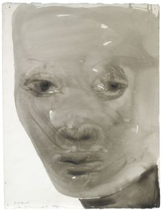 1994 Marlene Dumas (b1953 Cape Town, South Africa; in 1976 relocated in Amsterdam)