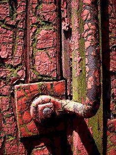 Image result for peeling paint doors