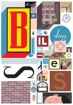 Building Stories, designed by Chris Ware