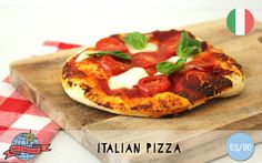 Pizza | Italy  | Around the World in 80 Days | Moomookachoo