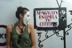 Medellín, en la Asociación Feministas Antimilitarista