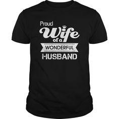 Proud Wife of a Wonderful Husband