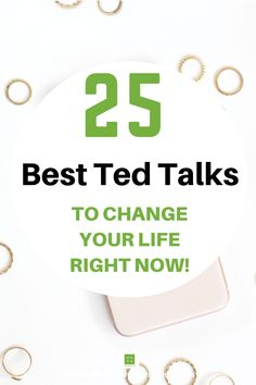 There's nothing quite as inspiring and motivating as a good TED Talk and these are some of the most life changing TED Talks you will ever watch. Check it out now and pin it for future reference! #Tedtalk#thatwillchangeyourlife #motivation#mbsb