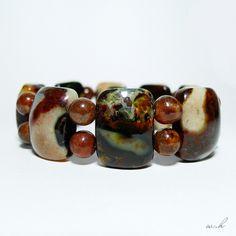 5 Elements stone bracelet