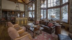 log home great rooms,rustic great room decor,rustic log home great rooms,log cabin living rooms,rustic livingroom  00267