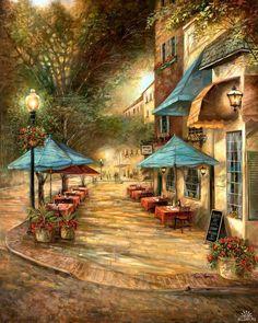1371014634_125102.jpg (960×1200) Thomas Kinkade ART