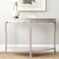 Safavieh Christina Grey Console | Overstock™ Shopping - Great Deals on Safavieh Coffee, Sofa & End Tables
