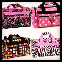 Gym Bags!!