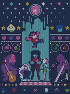 Steven Universe tapestry More