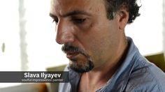 "In ""The Artist's Studio,"" Park West Gallery visits the colorful impressionist painter Slava Ilyayev in his studio in Israel. Ilyayev is originally…"