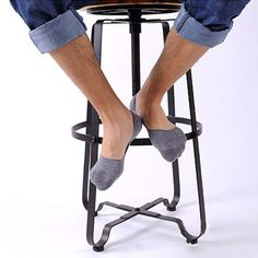 1 pairs socks men unique male Shallow mouth invisible boat cotton Slip socks top sale calcetines male super quality #yo123