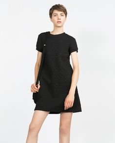 Image 2 of JACQUARD DRESS from Zara