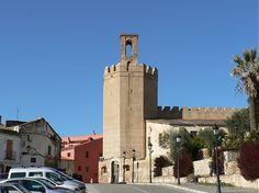 Badajoz - Torre de Espantaperros -  Alcazaba Árabe - Viajar por Extremadura