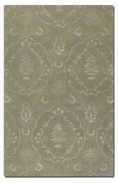 Uttermost Geneva 73035 Laurel Green Rug