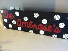 Antique barn wood Christmas family sign