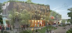 Colombia Pavilion At Expo Milano 2015 - Picture gallery