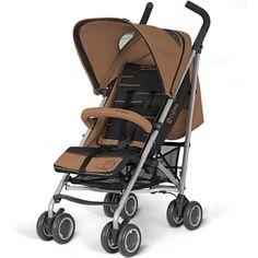 La Cybex Onyx Plus, adecuada desde el nacimiento hasta los 3 años, es una silla de paseo verdaderamente multifuncional, versátil y ligera para las familias urbanas actuales: con 4 posiciones de reclinado, arnés de 5 puntos ajustable automáticamente, suspensión trasera y empuñaduras de espuma. Cómprala en: http://www.ninosbebe.com/tienda/Sillas-Paseo/Cybex/silla-paseo-CYBEX-mod-ONYX-Plus-Col-BROWN-SUGAR.html#cont