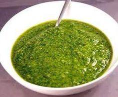 Rezept Radieschenblätter Pesto von Nadla - Rezept der Kategorie Saucen/Dips/Brotaufstriche