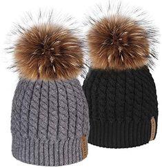 Paris Says Unisex Kid/'s Animal Winter Beanie Hat