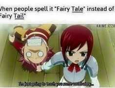 Funny anime memes fairy tail friends Ideas for 2019 Me Anime, I Love Anime, Anime Meme, Anime Manga, Anime Stuff, Manga Art, Fairy Tail Meme, Fairy Tail Nalu, Fairy Tail Ships