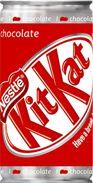 Kit Kat mini can, Japan 2004