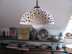 lustr keramický KOSMOS,  ceramic pendant light KOSMOS Decor, Ceramic Pottery, Ceramic Pendant Light, Pendant Light Design, Cabin Living, Pottery Lamp, Home Decor, Ceramic Light, Ceramic Lamp
