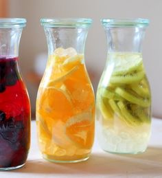 【Vinegar Drink】 This healthy tasty drink is ideal for people on a diet! Lemon Detox, Probiotic Foods, Rainbow Food, Cafe Food, Party Drinks, No Cook Meals, Fitness Diet, I Foods, Food And Drink