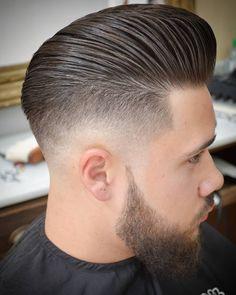 Haircut by ballesterbarbershop http://ift.tt/24He31m #menshair #menshairstyles #menshaircuts #hairstylesformen #coolhaircuts #coolhairstyles #haircuts #hairstyles #barbers