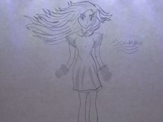 ~Okey, I Did A Traditional Drawing. Rate Please! Constructive Comments Needed.  (◕‿◕✿) ✿◕ ‿ ◕✿(。◕‿◕。) ~