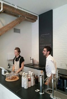 We have sales associates who are there to assist you with any chocolate or cold brew questions at every location. Come visit us! Photo by Mast Chocolate, Mast Brothers Chocolate, Organic Chocolate, Cold Brew, Cooking Recipes, This Or That Questions, Cold Brewed Coffee, Recipes