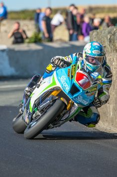 2018 Southern 100 on the IoM.