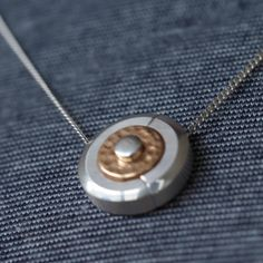 Washer Necklace, Pendants, Button, Videos, Jewelry, Instagram, Jewerly, Jewlery, Hang Tags