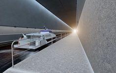 #P360RD #Noruega construye primer #túnel para buques del mundo