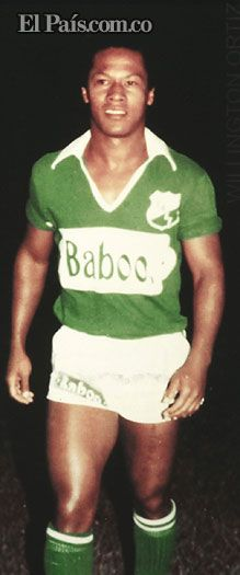 Willington Ortiz    Jugó en tres históricos del fútbol colombiano: Millonarios, Deportivo Cali y América de Cali.