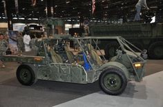 Army brings prototype scout vehicle to Chicago Auto Show-February 14, 2012    http://www.army.mil/article/73809/Army_brings_prototype_scout_vehicle_to_Chicago_Auto_Show/