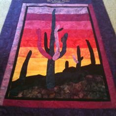 Wall hanging using a