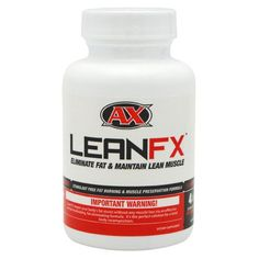 Athletic Xtreme Lean FX - 84 Capsules #SkinCare #AntiAging #Sports #Supplements #Fitness #BodyFitness #BodyBuilding