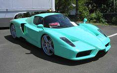 Look at that Mint Ferrari !