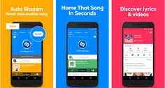 5 Best Android Apps to Identify Music Using Smartphone, Tablet. Top music identifying apps for Android platform to download your favorite music with lyrics