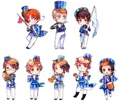 For all of your funny Hetalia needs. Any ownership to the series belongs to Hidekaz Himaruya. Any...
