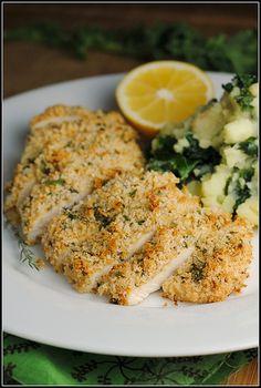 mustardcrustedchicken4 by preventionrd, via Flickr