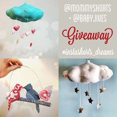 Loving the stars! Just entered the MommyShorts/BabyJives giveaway on MommyShorts' site. You can too! But please don't. Because I want to win. :)