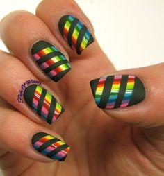 Peeping Rainbows
