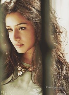 my new favorite :) Shraddha Kapoor