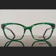 Intrigue Eyeglasses W95 col. 757 - Blink Optical $195