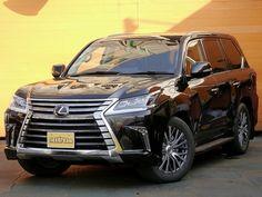 レクサス LEXUS LX570 日本発売モデル <ランクル200のレクサス版>5700cc 3UR V8 ガソリンエンジン搭載