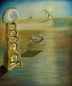 """Descrubren dos nuevas obras de Salvador Dalí. """"Libre inclinación del deseo"""". #digoArte #digoEntretenimiento"""