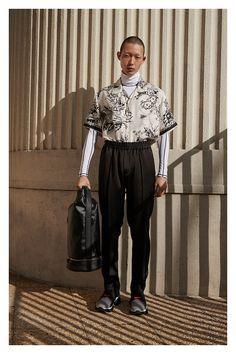 Givenchy Pre-Spring 2019 Lookbook | FGUK Magazine